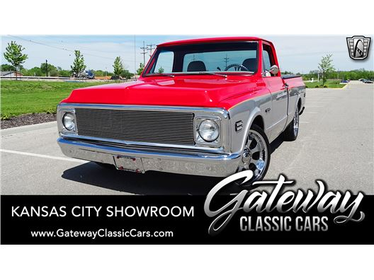 1969 Chevrolet C10 for sale in Olathe, Kansas 66061