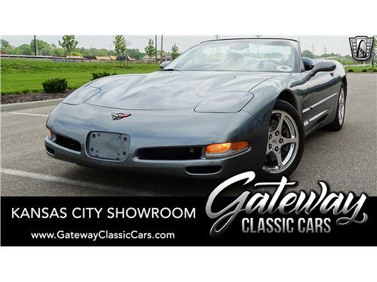 2004 Chevrolet Corvette for sale in Olathe, Kansas 66061