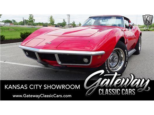 1969 Chevrolet Corvette for sale in Olathe, Kansas 66061