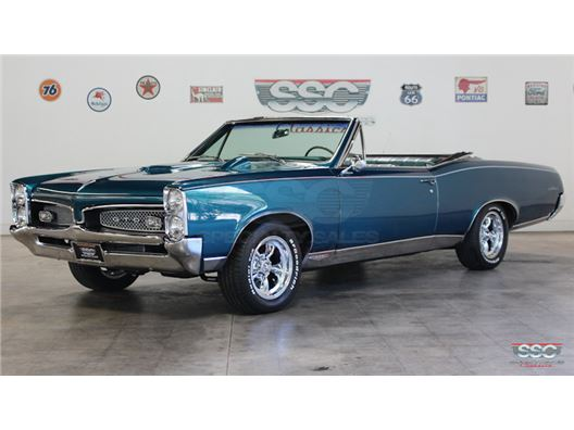 1967 Pontiac GTO for sale in Fairfield, California 94534