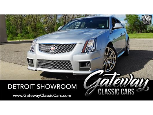 2011 Cadillac CTS-V for sale in Dearborn, Michigan 48120