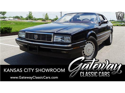 1988 Cadillac Allante for sale in Olathe, Kansas 66061
