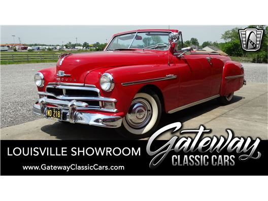1950 Plymouth Special Deluxe for sale in Memphis, Indiana 47143