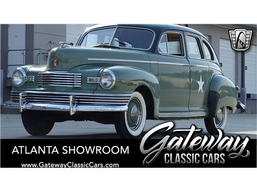 1947 Nash 600 for sale in Alpharetta, Georgia 30005