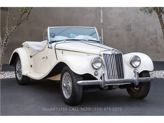 1955 MG TF 1500 for sale in Los Angeles, California 90063