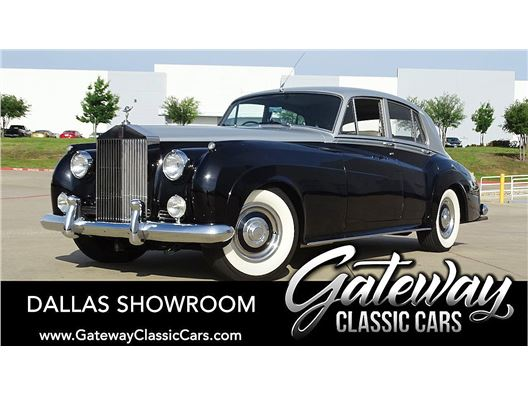 1961 Rolls-Royce Silver Cloud for sale in DFW Airport, Texas 76051