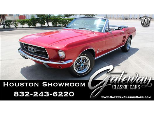 1967 Ford Mustang for sale in Houston, Texas 77090