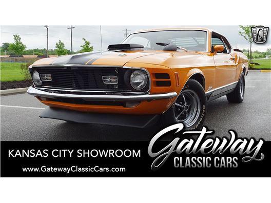 1970 Ford Mustang for sale in Olathe, Kansas 66061