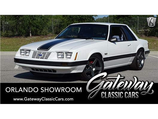 1984 Ford Mustang for sale in Lake Mary, Florida 32746