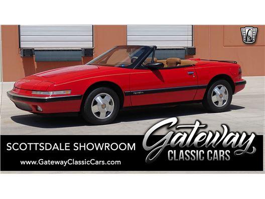 1990 Buick Reatta for sale in Phoenix, Arizona 85027