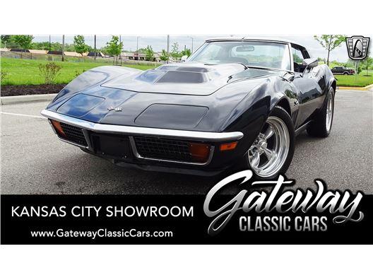 1970 Chevrolet Corvette for sale in Olathe, Kansas 66061