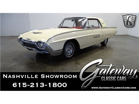 1963 Ford Thunderbird for sale in La Vergne