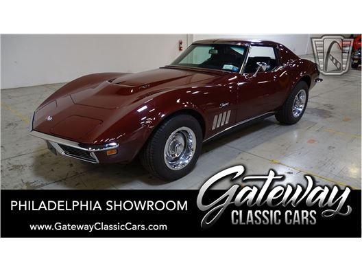 1969 Chevrolet Corvette for sale in West Deptford, New Jersey 8066