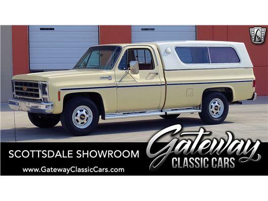 1979 Chevrolet C20 for sale in Phoenix, Arizona 85027