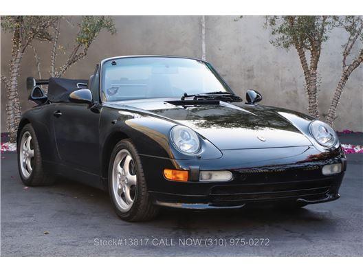 1997 Porsche 993 Carrera for sale in Los Angeles, California 90063
