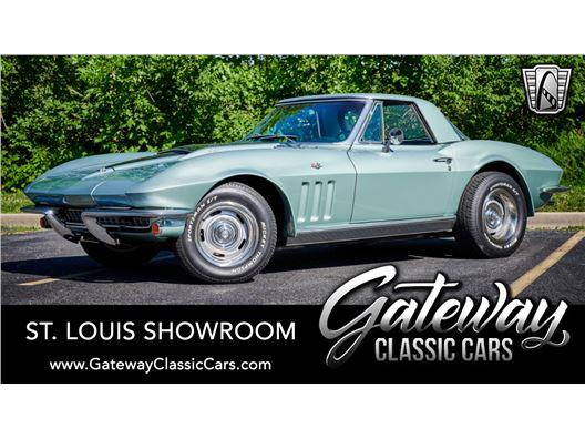 1966 Chevrolet Corvette for sale in OFallon, Illinois 62269