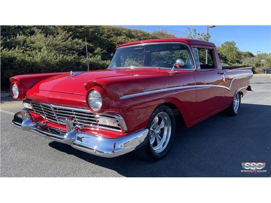 1957 Ford Ranchero for sale in Benicia, California 94510