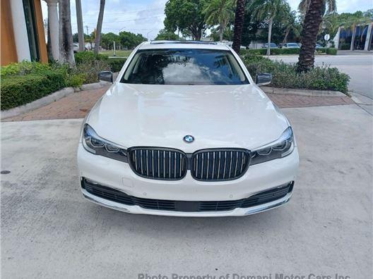 2018 BMW 7 Series for sale in Deerfield Beach, Florida 33441