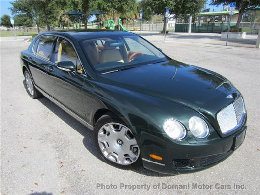 2009 Bentley Continental Flying Spur for sale in Deerfield Beach, Florida 33441