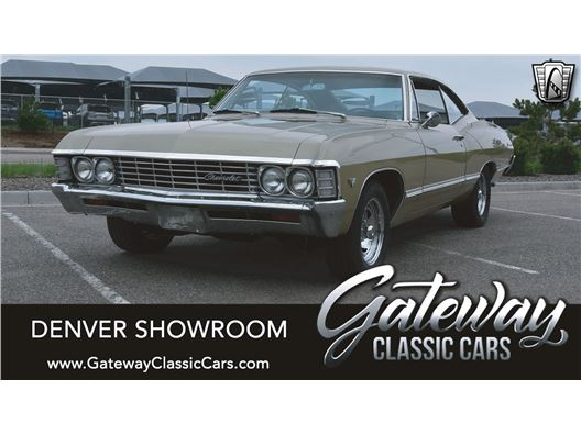 1967 Chevrolet Impala for sale in Englewood, Colorado 80112