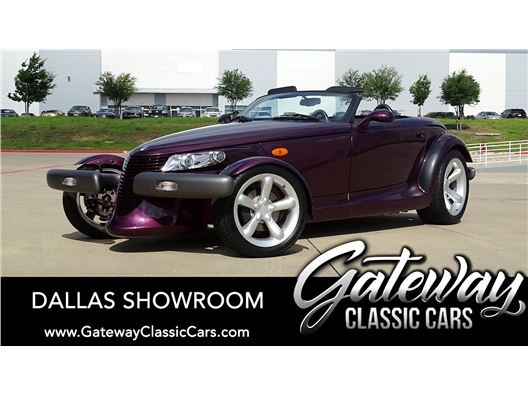 1997 Plymouth Prowler for sale in DFW Airport, Texas 76051