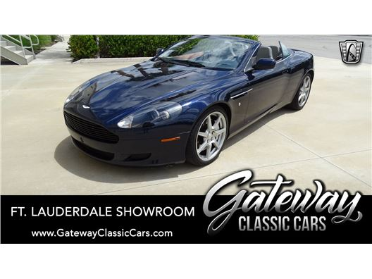 2006 Aston Martin DB9 for sale in Coral Springs, Florida 33065