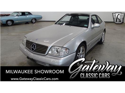 1997 Mercedes-Benz SL500 for sale in Kenosha, Wisconsin 53144