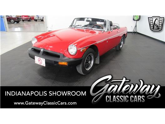 1977 MG MGB for sale in Indianapolis, Indiana 46268