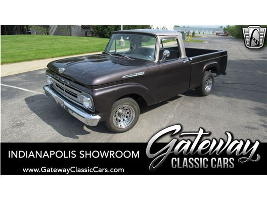 1962 Ford F100 for sale in Indianapolis, Indiana 46268