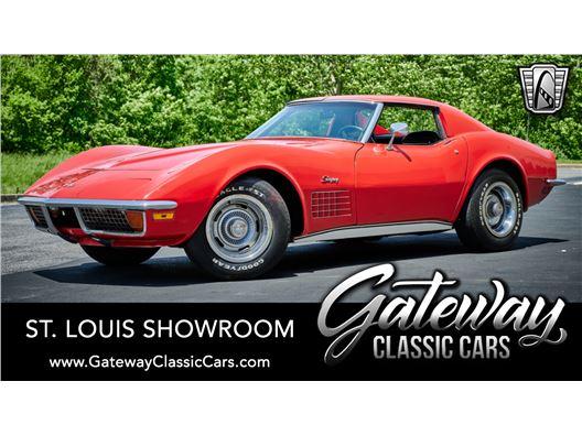 1972 Chevrolet Corvette for sale in OFallon, Illinois 62269