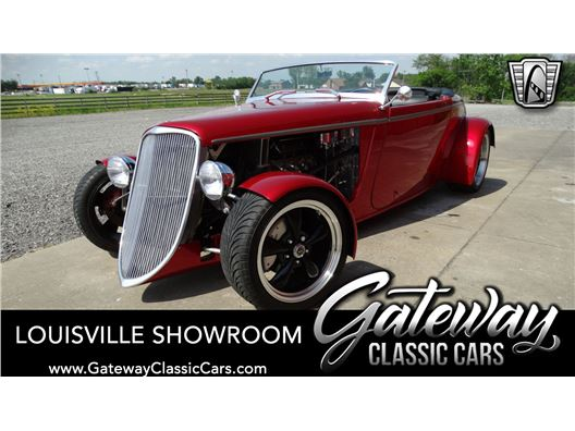 1933 Ford Roadster for sale in Memphis, Indiana 47143