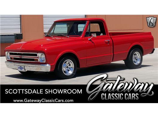 1967 Chevrolet C10 for sale in Phoenix, Arizona 85027