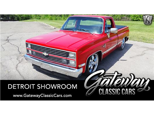 1984 Chevrolet C10 for sale in Dearborn, Michigan 48120