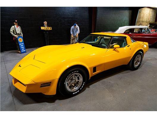 1980 Chevrolet Corvette for sale in Sarasota, Florida 34232