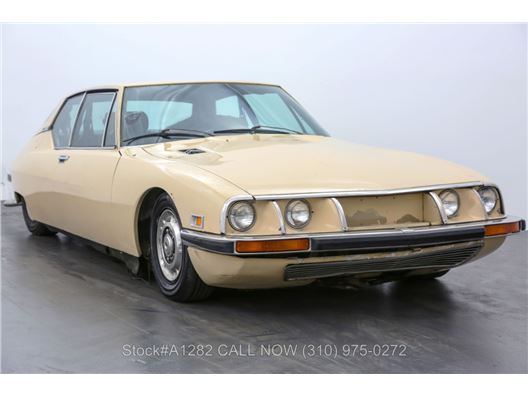 1972 Citroen SM for sale in Los Angeles, California 90063