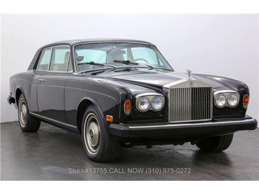 1975 Rolls-Royce Corniche for sale in Los Angeles, California 90063
