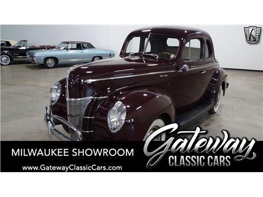 1940 Ford Deluxe for sale in Kenosha, Wisconsin 53144