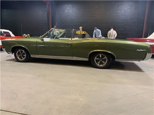 1967 Pontiac GTO for sale in Sarasota, Florida 34232
