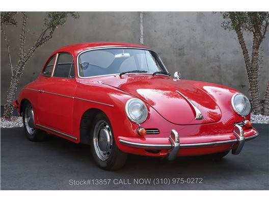 1965 Porsche 356C Coupe for sale in Los Angeles, California 90063