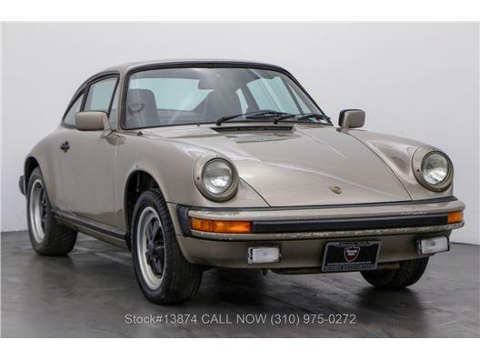 1981 Porsche 911SC for sale in Los Angeles, California 90063