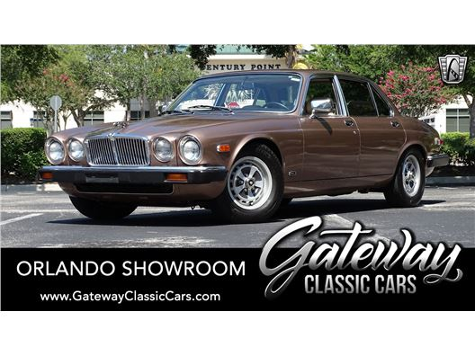 1987 Jaguar XJ6 for sale in Lake Mary, Florida 32746