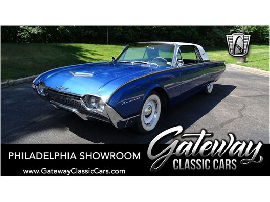 1962 Ford Thunderbird for sale in West Deptford, New Jersey 8066