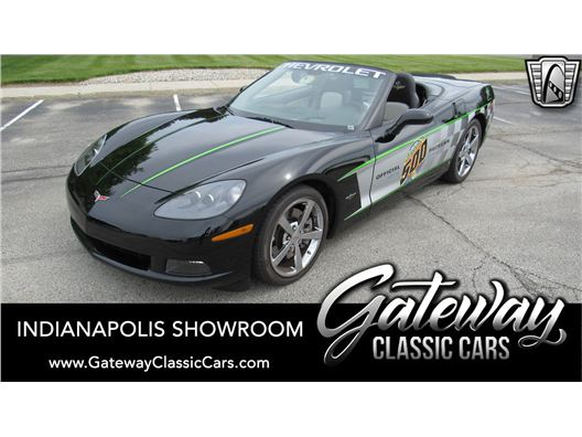 2008 Chevrolet Corvette for sale in Indianapolis, Indiana 46268