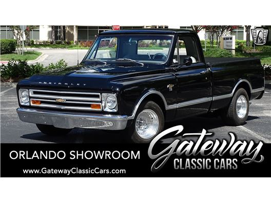 1967 Chevrolet C10 for sale in Lake Mary, Florida 32746