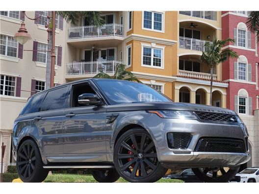 2018 Land Rover Range Rover Sport HSE Dynamic for sale in Naples, Florida 34104