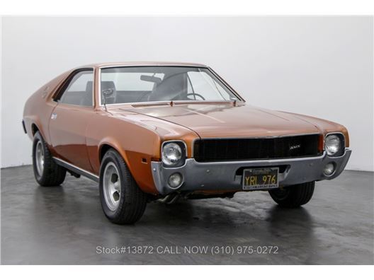 1969 AMC AMX for sale in Los Angeles, California 90063
