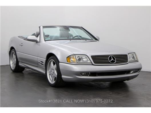 2000 Mercedes-Benz SL500 for sale in Los Angeles, California 90063
