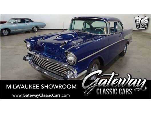1957 Chevrolet 210 for sale in Kenosha, Wisconsin 53144