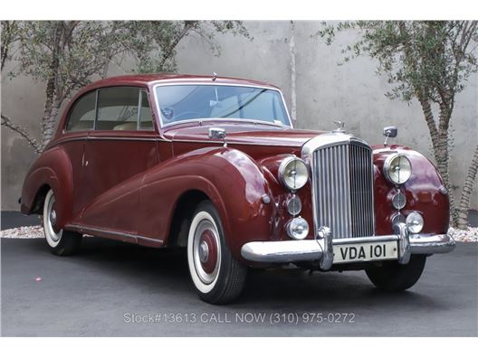 1952 Bentley Mark VI James Young for sale in Los Angeles, California 90063
