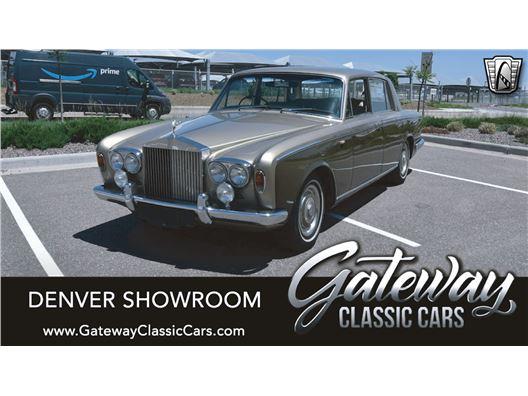 1967 Rolls-Royce Silver Shadow for sale in Englewood, Colorado 80112